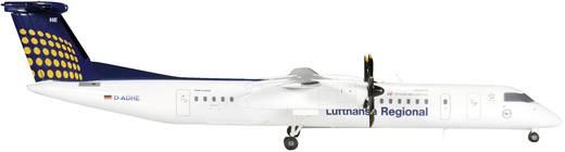 Luftfahrzeug 1:200 Herpa Lufthansa Regional (Augsburg Airways) Bombardier Q400  556200