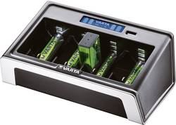 Nabíječka akumulátorů Varta LCD Universal, AAA, AA, malé mono, velké mono, 9 V