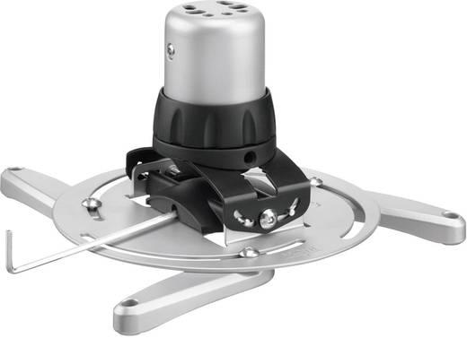 Beamer-Deckenhalterung Neigbar, Drehbar Boden-/Deckenabstand (max.): 14.4 cm Vogel´s PPC 1500 Silber