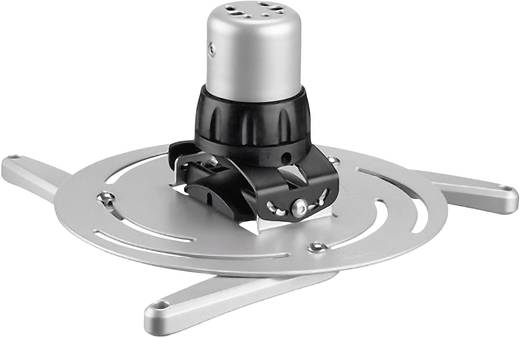Beamer-Deckenhalterung Neigbar, Drehbar Boden-/Deckenabstand (max.): 14.5 cm Vogel´s PPC 2500 Silber