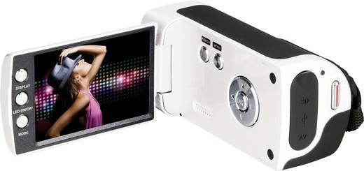Camcorder Easypix DVC-5227-W 6.9 cm 2.7 Zoll 5 Mio. Pixel Weiß