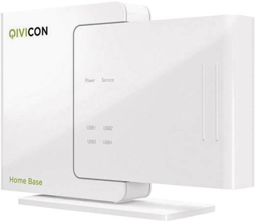 Qivicon Starterpaket Sicherheit für Vattenfall Smart Home