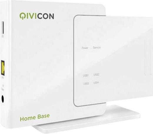 Qivicon Starterpaket Wärme für Vattenfall Smart Home
