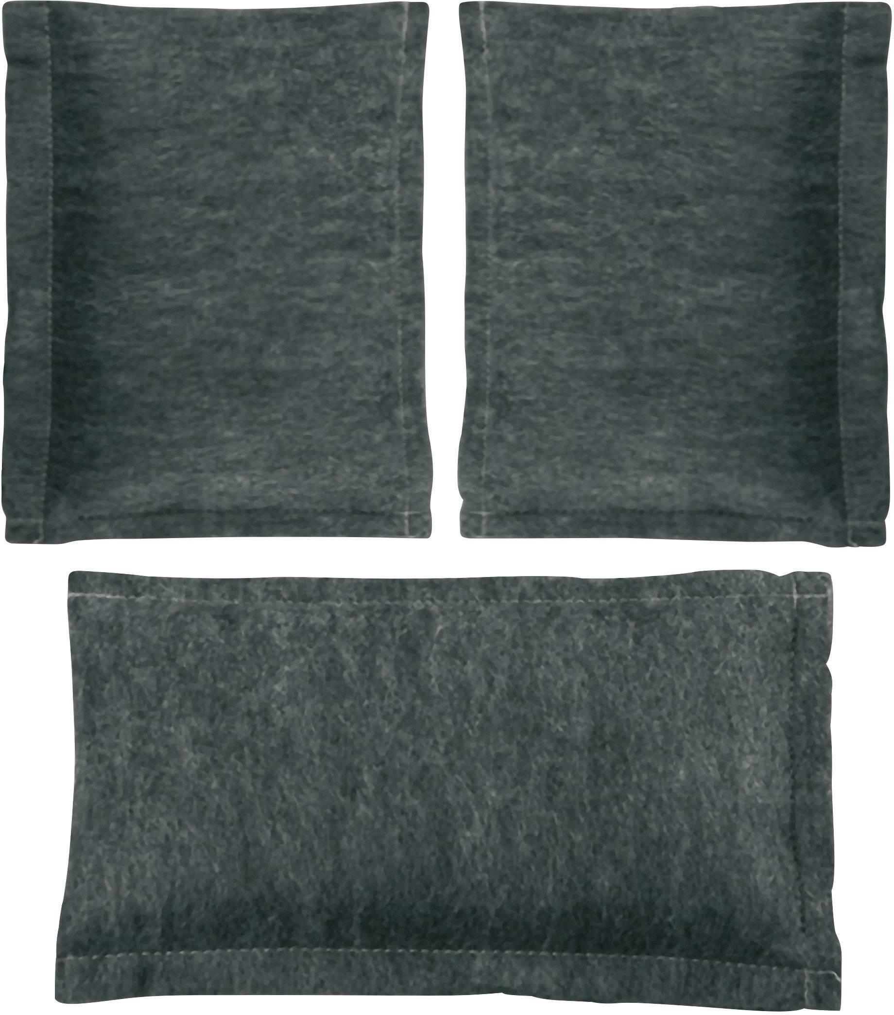 WENKO Raumentfeuchter-Sack Grau 1 kg Entfeuchtung Luftentfeuchtung
