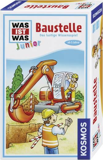 Familienspiel Kosmos WAS IST WAS Junior - Baustelle 699741 ab 5 Jahre