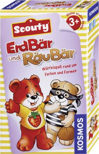 Familienspiel Kosmos Scouty - ErdBär und RäuBär 711016 ab 3 Jahre