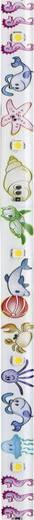 LED-Streifen-Set Unterwasserwelt LED 2.4 W Bunt