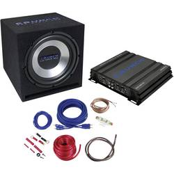 Hi-Fi sada do auta Crunch CBP1000, 1000 W