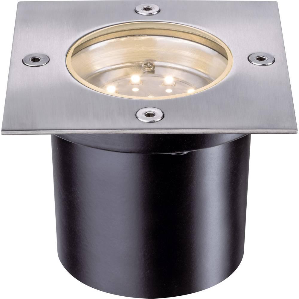 Lampade da incasso per esterno a led 3 6 w bianco caldo for Lampade led incasso