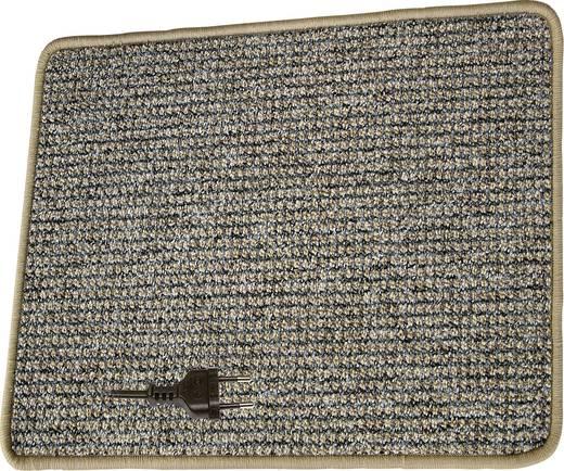 Heizteppich ProCar by Paroli (L x B) 60 cm x 40 cm 230 V Grau, Braun