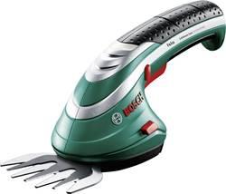 Akumulátorová nůžky na trávu + akumulátor 3.6 V Li-Ion akumulátor Bosch Home and Garden Isio