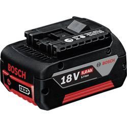 Akumulátor Bosch, Li-Ion, 18 V, 5.0 Ah, 1600A002U5