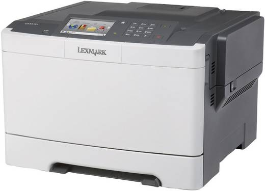 Lexmark CS510de Farblaserdrucker A4 30 S./min 30 S./min 1200 x 1200 dpi Duplex, LAN