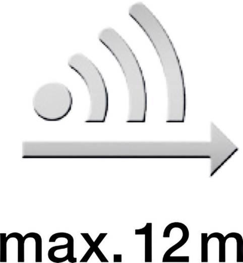 Außenstandleuchte mit Bewegungsmelder Energiesparlampe, Glühlampe, Halogen, LED E27 100 W Steinel GL 16 S 617011 Schwar