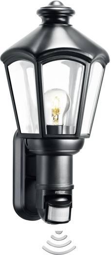 au enwandleuchte mit bewegungsmelder energiesparlampe led e27 60 w steinel l 562 s 634612. Black Bedroom Furniture Sets. Home Design Ideas