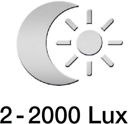 Außenwandleuchte mit Bewegungsmelder LED, Halogen, Glühlampe, Energiesparlampe, LED E27 100 W Steinel L867 S 642518 Edelstahl
