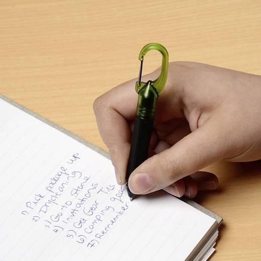 Touchpen INKA Outdoor Stift mit Kugelschreiber Schwarz