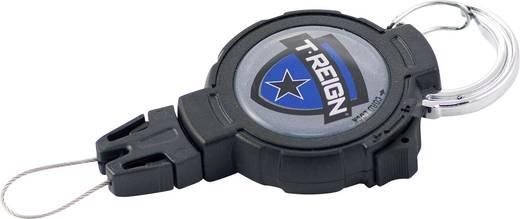 Schlüssel-Haltezugsystem T Reign Retractable Gear Tether 225 g Grau 1 St.