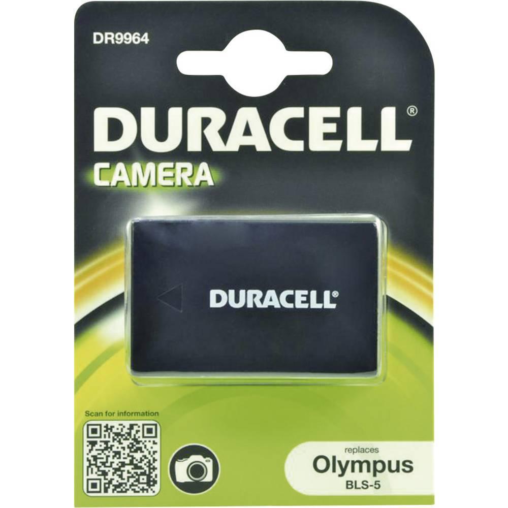 Duracell BLS-5 Camera-accu Vervangt originele accu BLS-5 7.4 V 1000 mAh