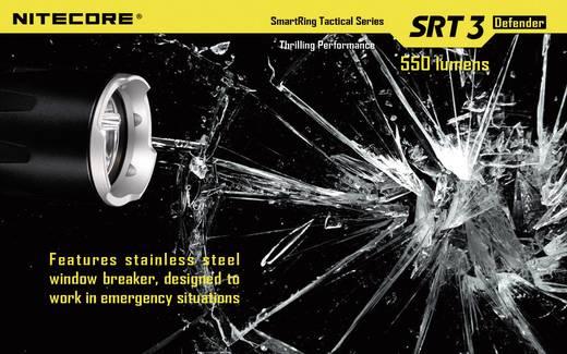 LED Taschenlampe NiteCore SRT3 batteriebetrieben 550 lm 150 h 87 g