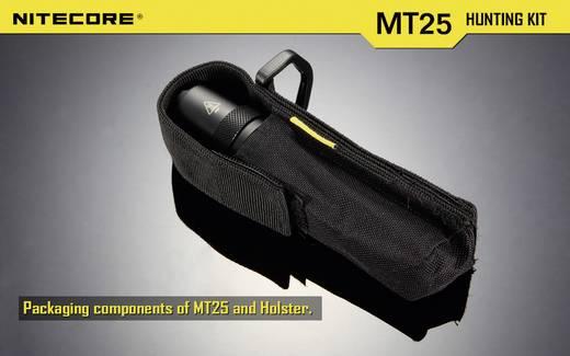Holster Passend für (Details): EC25, MT25, MT26, SRT6 NiteCore NH314