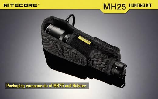 Holster Passend für (Details): SRT7, P25, MH25 NiteCore NH415