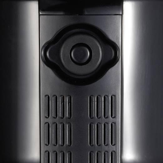 Severin Induktions-Milchaufschäumer SM 9688 Schwarz, Edelstahl 500 W