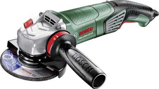 Winkelschleifer 125 mm inkl. Koffer 1300 W Bosch Home and Garden PWS 130-125 CE 06033A2900