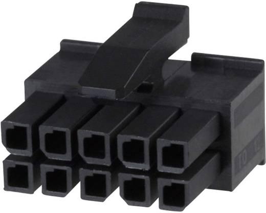 Buchsengehäuse-Kabel Micro-MATE-N-LOK Polzahl Gesamt 14 TE Connectivity 1-794617-4 Rastermaß: 3 mm 1 St.