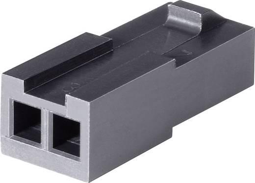 TE Connectivity Stiftgehäuse-Kabel Micro-MATE-N-LOK Polzahl Gesamt 2 Rastermaß: 3 mm 1445049-2 1 St.