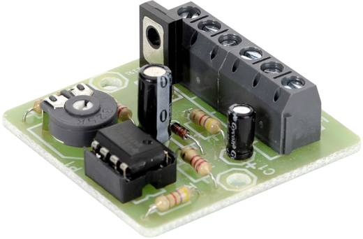 Temperaturgesteuerte Lüfter Regelung Bausatz Conrad Components 117323 12 V/DC 20 bis 70 °C
