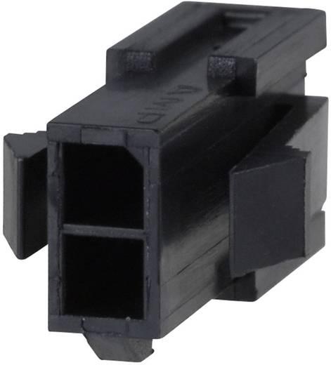 Stiftgehäuse-Kabel Micro-MATE-N-LOK Polzahl Gesamt 16 TE Connectivity 1-794615-6 Rastermaß: 3 mm 1 St.