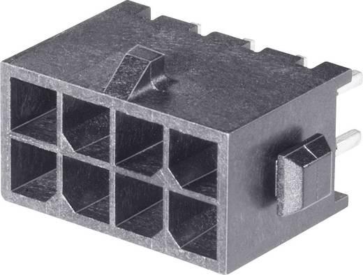 Stiftleiste (Standard) Micro-MATE-N-LOK Polzahl Gesamt 8 TE Connectivity 3-794630-8 Rastermaß: 3 mm 1 St.