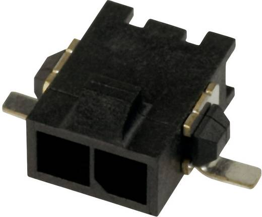 Stiftleiste (Standard) Micro-MATE-N-LOK Polzahl Gesamt 6 TE Connectivity 2-1445057-6 Rastermaß: 3 mm 1 St.