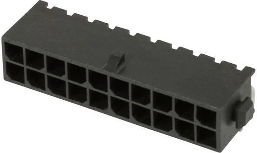 Stiftleiste (Standard) Micro-MATE-N-LOK Polzahl Gesamt 4 TE Connectivity 3-794618-4 Rastermaß: 3 mm 1 St.