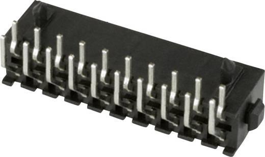 Stiftleiste (Standard) Micro-MATE-N-LOK Polzahl Gesamt 12 TE Connectivity 4-794618-2 Rastermaß: 3 mm 1 St.
