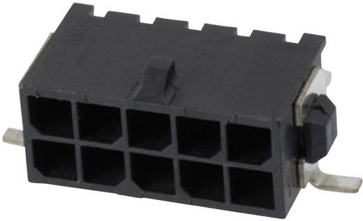 TE Connectivity Stiftleiste (Standard) Micro-MATE-N-LOK Polzahl Gesamt 6 Rastermaß: 3 mm 3-794627-6 1 St.