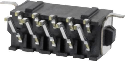 Stiftleiste (Standard) Micro-MATE-N-LOK Polzahl Gesamt 4 TE Connectivity 3-794627-4 Rastermaß: 3 mm 1 St.