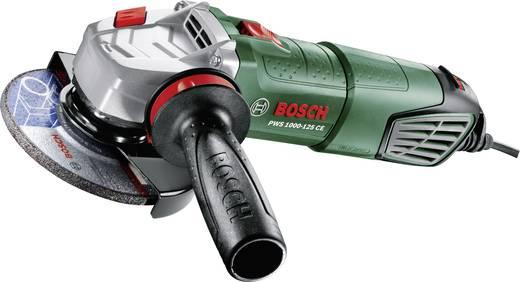 Winkelschleifer 125 mm inkl. Koffer 1010 W Bosch Home and Garden PWS 1000-125 CE 06033A2800