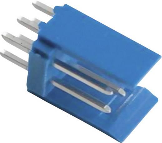 Stiftleiste (Standard) AMPMODU HE14 Polzahl Gesamt 6 TE Connectivity 281739-3 Rastermaß: 2.54 mm 1 St.