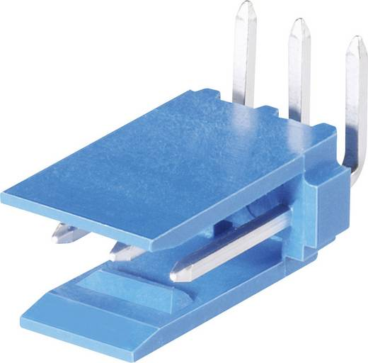 Stiftleiste (Standard) AMPMODU HE14 Polzahl Gesamt 6 TE Connectivity 281698-6 Rastermaß: 2.54 mm 1 St.