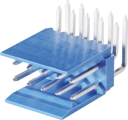 TE Connectivity 281742-5 Stiftleiste (Standard) AMPMODU HE14 Polzahl Gesamt 10 Rastermaß: 2.54 mm 1 St.