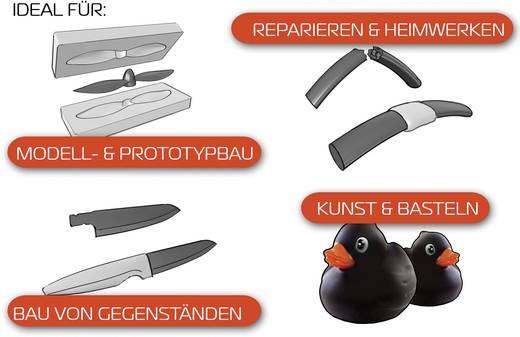 Modellierperlen-Farbpigmente Rot, Grün, Blau Gorilla Plastic 10123 1 Set