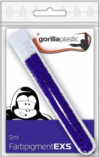Modellierperlen-Farbpigmente Blau Gorilla Plastic EXS 5 ml