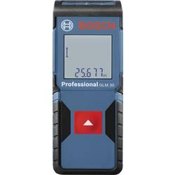 Laserový diaľkomer Bosch Professional GLM 30 0601072500-ISO, max. rozsah 30 m, Kalibrované podľa (ISO)