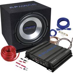 Image of Crunch CBP500 Car-HiFi-Set