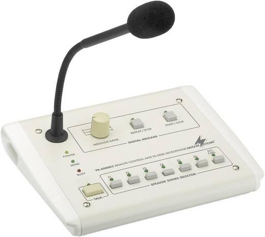 Monacor PA-6000RC ELA-Kommando Tischmikrofon