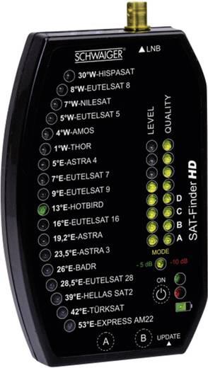 Schwaiger SF9002 + Koffer SAT Finder