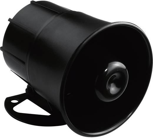 Druckkammerlautsprecher Monacor NR-20KS 10 W Schwarz 1 St.