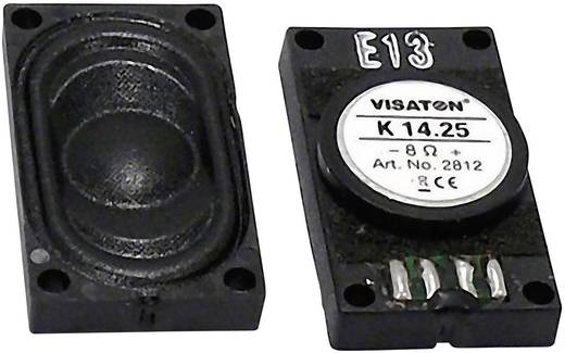 1 Zoll 2.5 cm Miniaturlautsprecher Visaton K 14.25 1 W 8 Ω